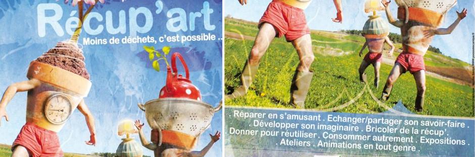 Recup Art recup' art - escout moi voir ! webzine du livradois forez