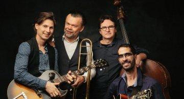 Pierre Guicquero Quartet en direct