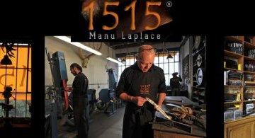 Manu Laplace, coutelier