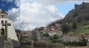 YRONDE ET BURON: Comté d'Auvergne